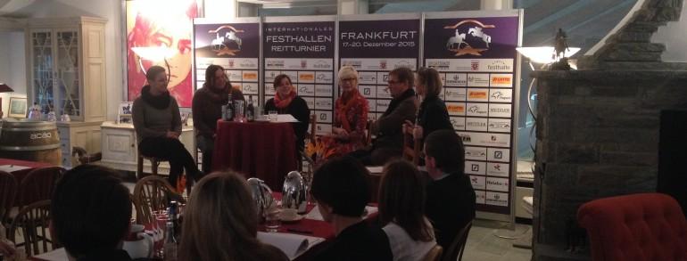 Pressekonferenz im Schafhof